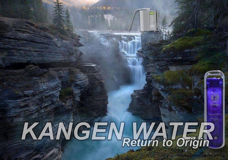 מים בריאים קנגן: חזרה למקורות