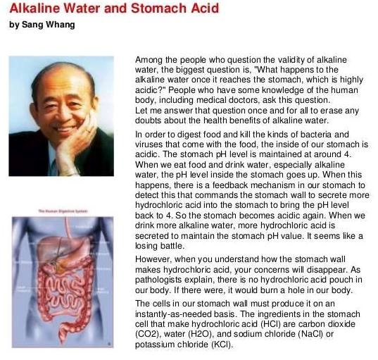alkaline-and-stomach