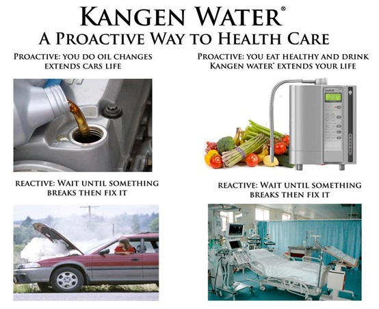 kangen proactive way