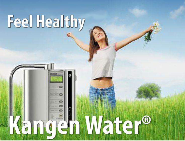 להרגיש בריא ....מים בריאים קנגן