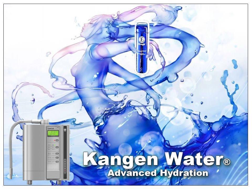 מים בריאים קנגן... לחות מתקדמת